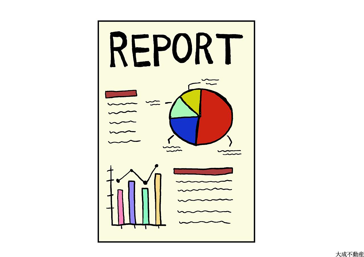レポート完了!